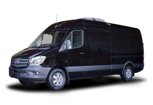 Pass Mercedes Sprinter | California Rent A Car