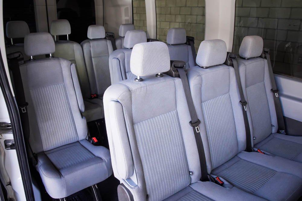 12 Passenger Mid Roof | California Rent A Car