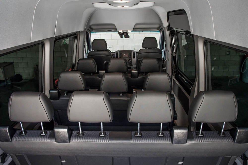 12 Passenger Sprinter | California Rent A Car