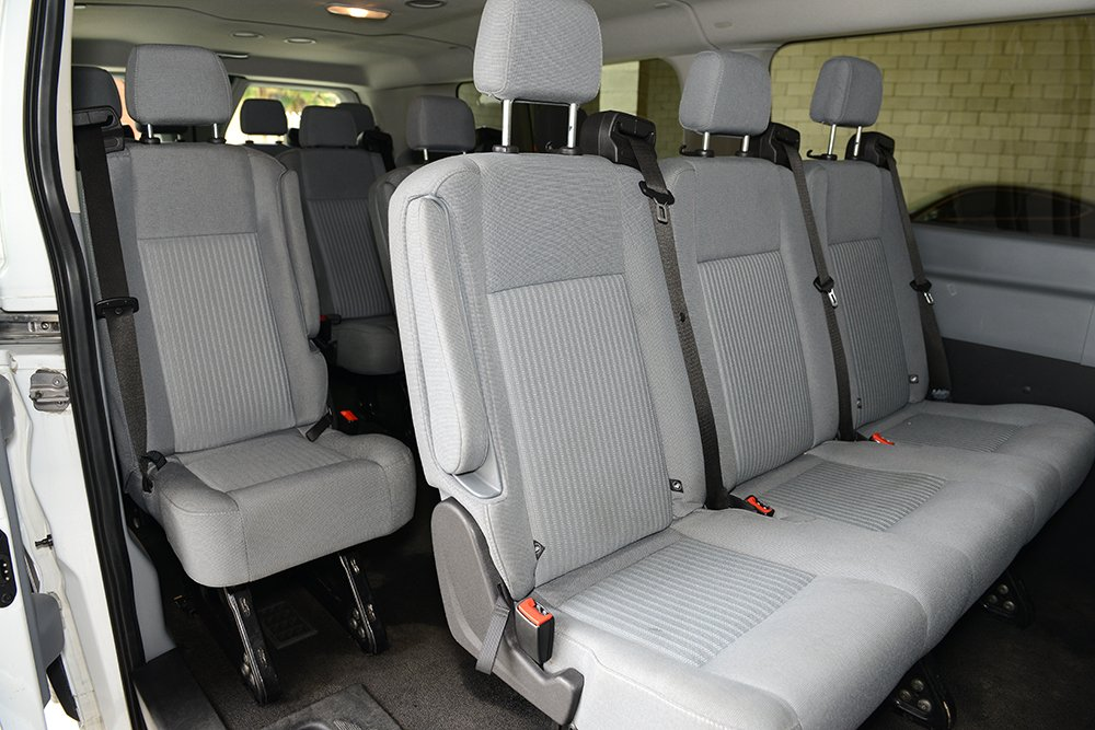 15 Passenger Low Roof | California Rent A Car