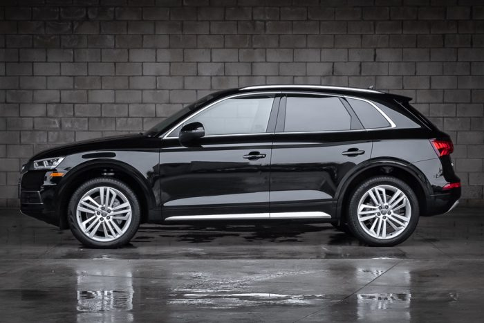 Audi Q5 | California Rent A Car