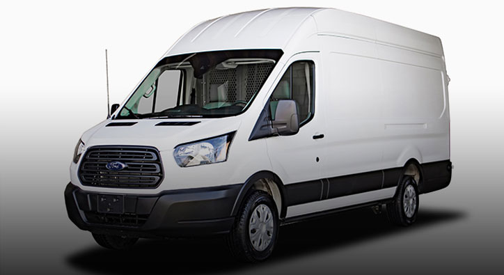 Cargo Vans | California Rent A Car