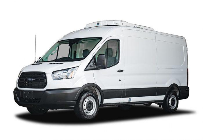 Freezer Van | California Rent A Car