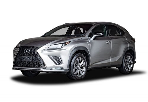 Lexus UX200 | California Rent A Car