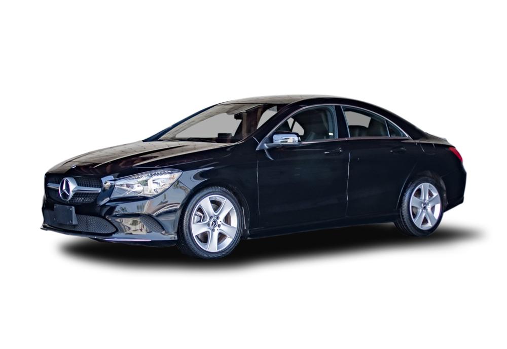 Mercedes CLA | California Rent A Car