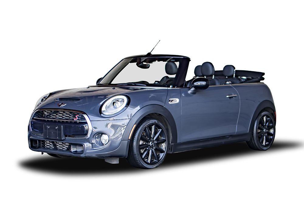 Mini Cooper Convertable | California Rent A Car