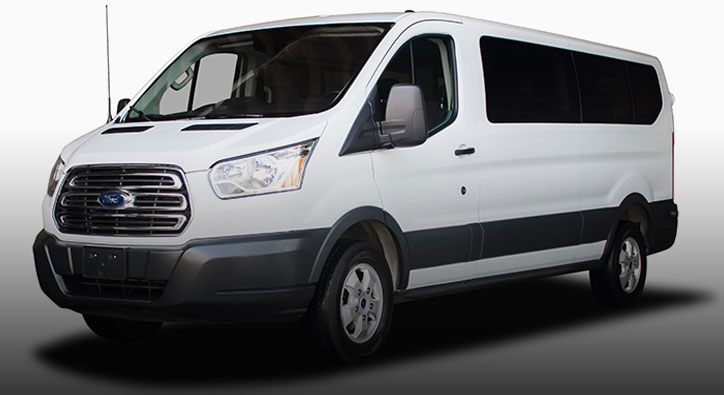Passenger Vans | California Rent A Car