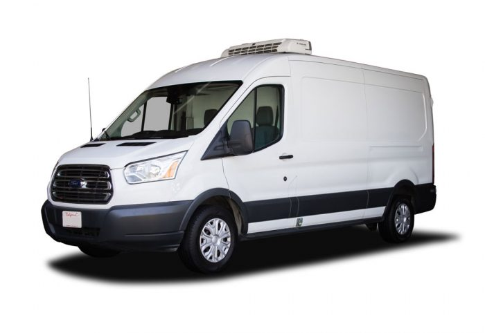 Refrigerated Transit | California Rent A Car