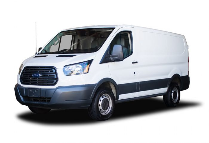 Transit Cargo Van | California Rent A Car