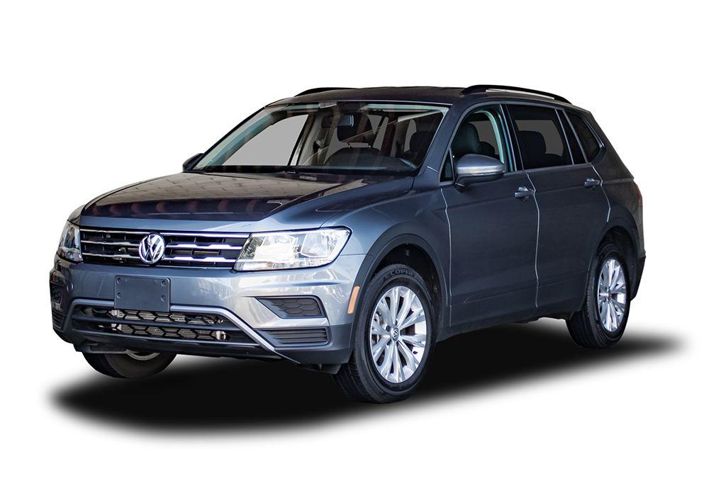 VW Tiguan | California Rent A Car