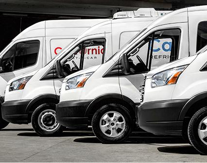 Van-Central   California Rent A Car