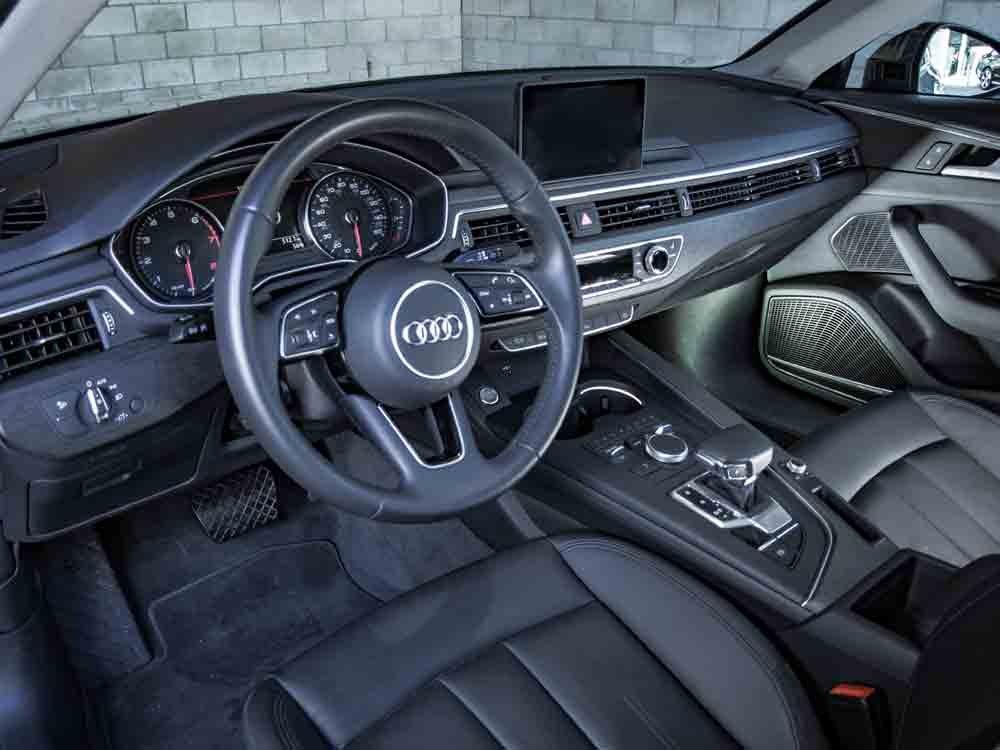 Audi A4 | California Rent A Car