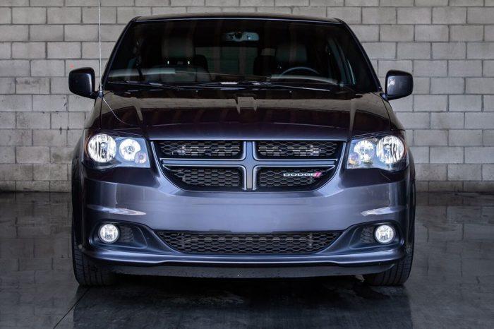 Dodge Caravan   California Rent A Car