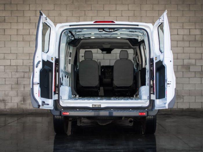 Ford Transit Cargo Lift Gate | California Rent A Car