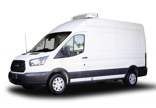 Ford Transit Hiroof | California Rent A Car