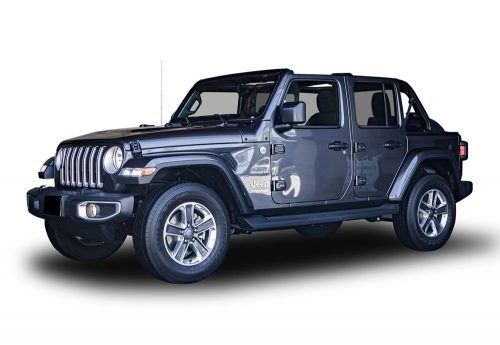 Jeep Wrangler | California Rent A Car
