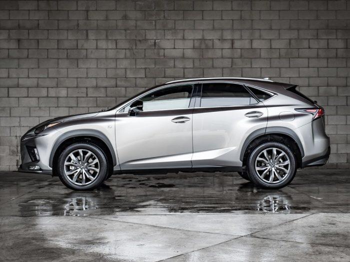 Lexus-nx300   California Rent A Car