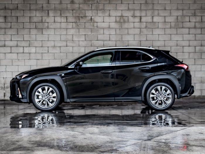 Lexus-ux200   California Rent A Car