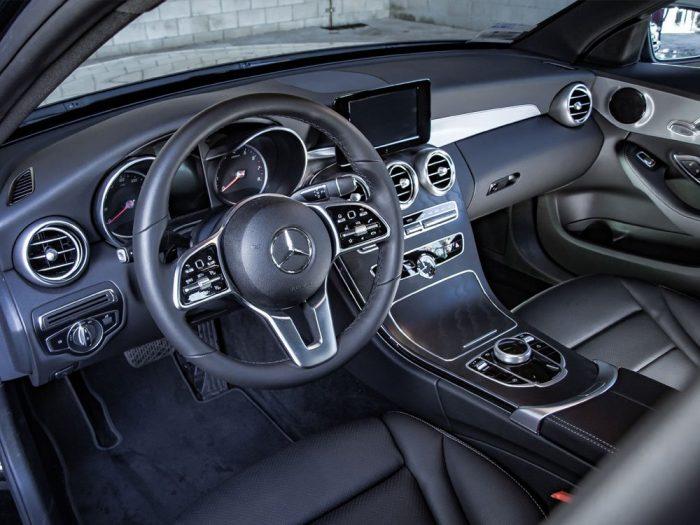 Mercedes C300 | California Rent A Car