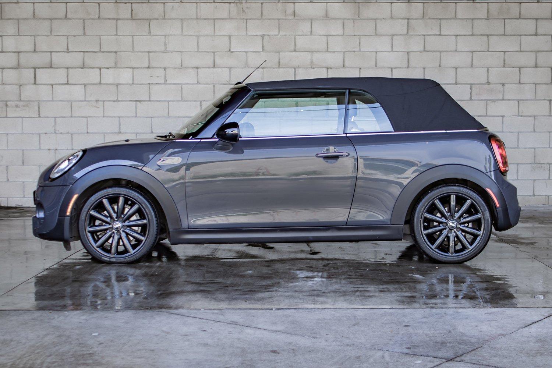 Mini Convertible | California Rent A Car