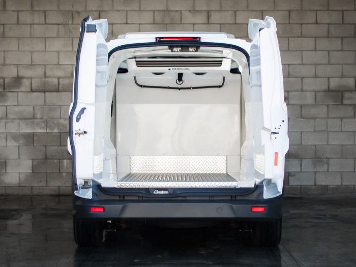 Refrigerated Ford Transit Connect | California Rent A Car