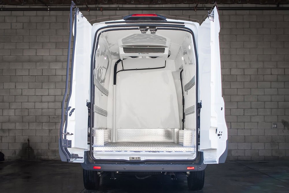 Refrigerated Transit High Roof | California Rent A Car