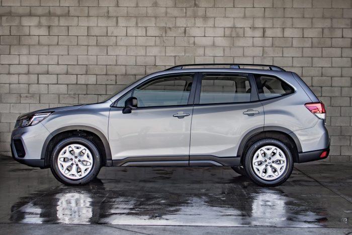 Suburu Forester | California Rent A Car